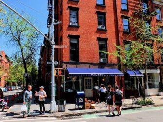 West Village em Nova York - Bleecker Street