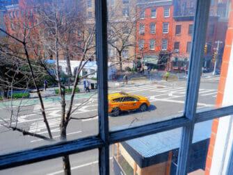West Village em Nova York - Vista do Hotel