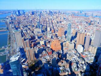 Ingressos para One World Observatory - Vista de Manhattan