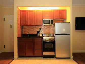 Apartamentos em Nova York - Radio City Apartments