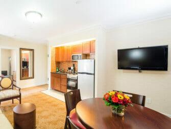 Apartamentos em Nova York - Radio City Apartments Interior