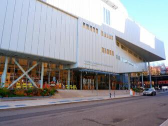 Meatpacking District em Nova York - Whitney Museum
