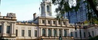 Civic Center em Nova York