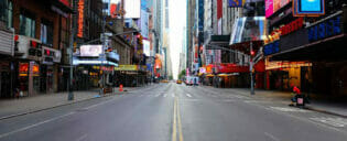 Midtown Manhattan em Nova York