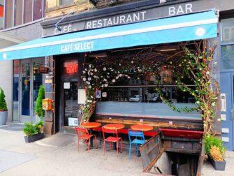 SoHo em Nova York - Cafe Select
