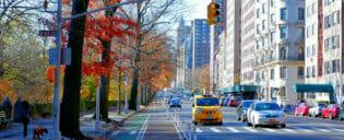Upper West Side em Nova York