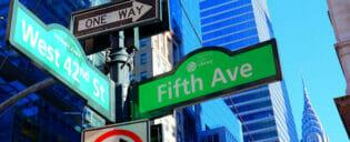 Como achar o caminho por Nova York