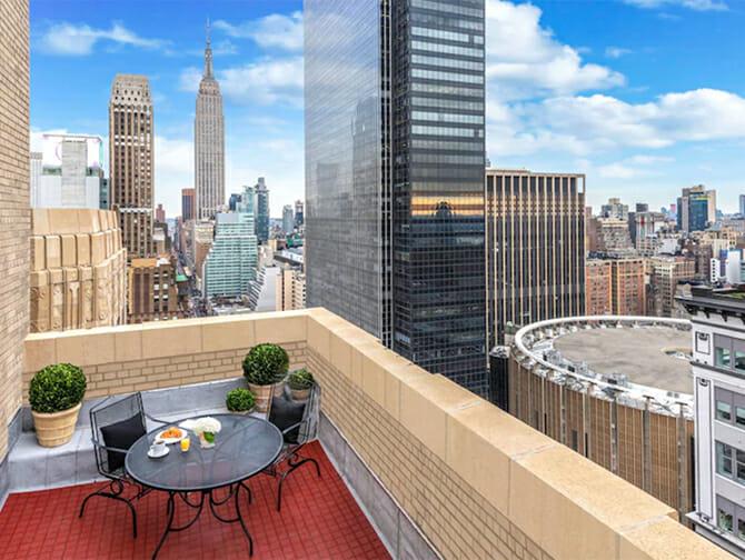 Hotel New Yorker em Nova York