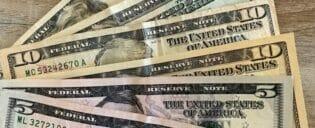 Dinheiro em Nova York