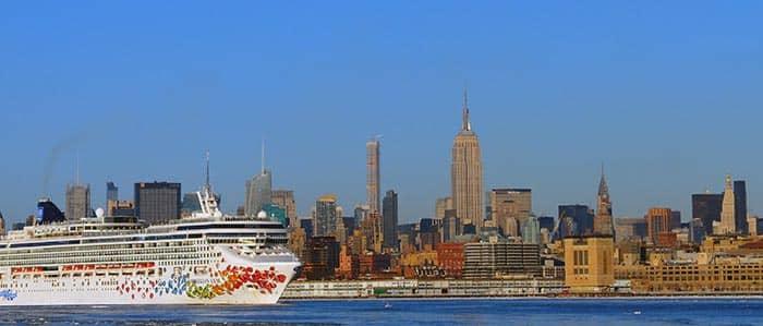 Transfer entre Manhattan e os portos de cruzeiro de Nova York