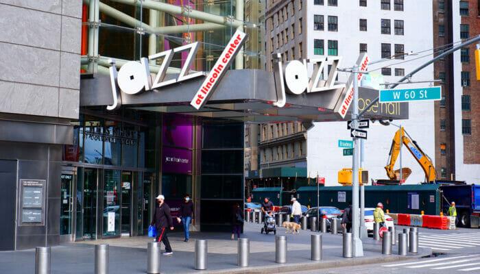 Jazz e Blues em Nova York - Jazz at Lincoln Center