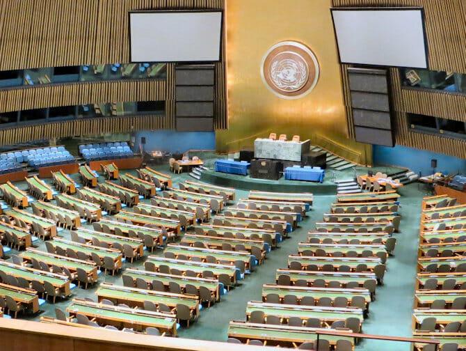 Nações Unidas em Nova York