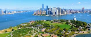 Governors Island em Nova York