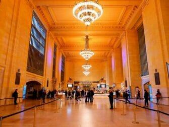 Grand Central Terminal em Nova York - Great Northern Food Hall
