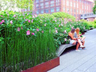 High Line Park em Nova York - Passeio
