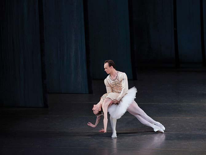 Ingressos para o Ballet em Nova York - Jewels