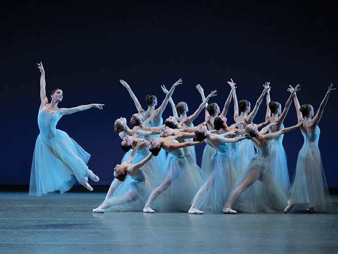 Ingressos para o Ballet em Nova York - Serenade