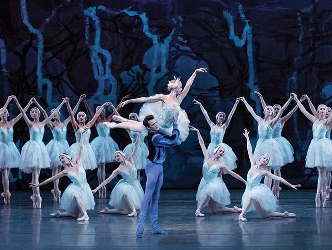 Ingressos para o Ballet em Nova Yorkk - O lago dos cisnes