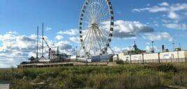 Nova York para Atlantic City