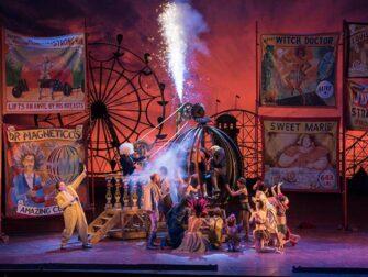 Ingressos para a Ópera em Nova York