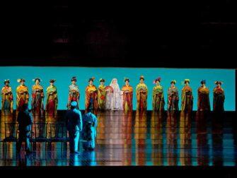 Ingressos para a Ópera em Nova York Madama Butterfly
