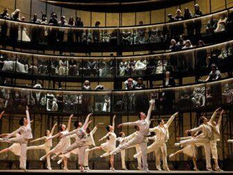 Ingressos para a Ópera em Nova York Orfeo