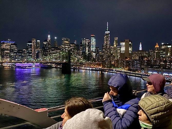 Big Bus em Nova York - Passeio Noturno