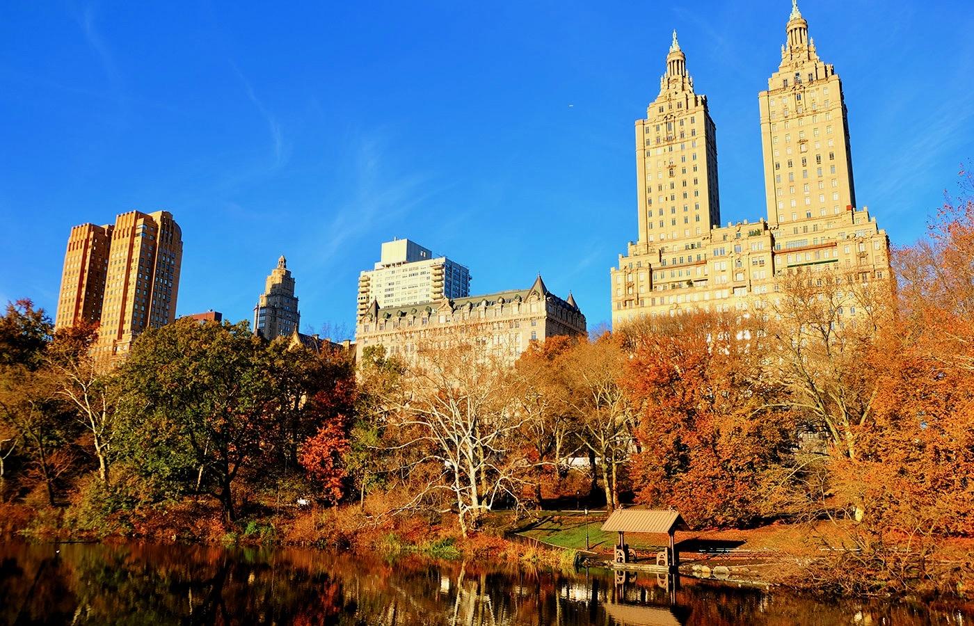 Central Park - Outono