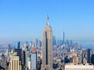 Ingressos para o Empire State Building