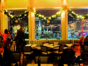 Rockefeller Center em Nova York - Bar SixtyFive