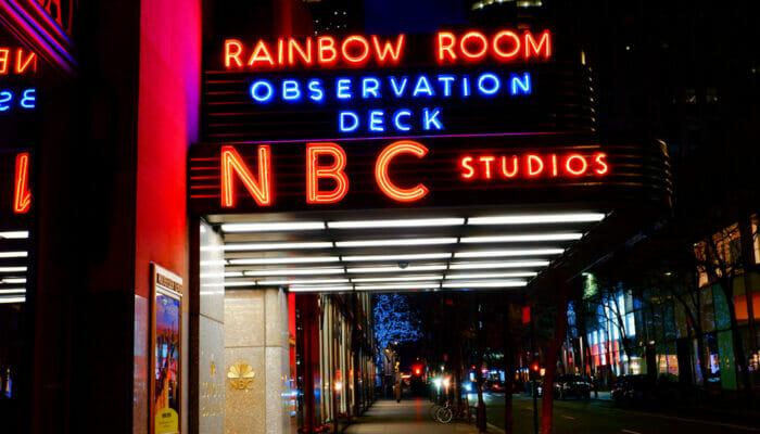 Rockefeller Center em Nova York - NBC