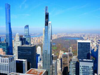 Rockefeller Center em Nova York - Top of the Rock