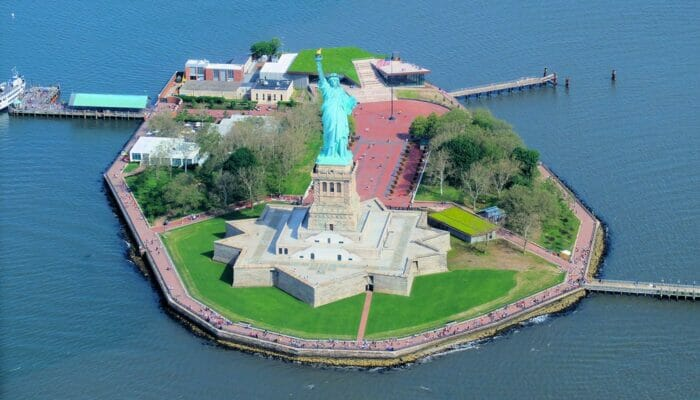 Estátua da Liberdade - Liberty Island