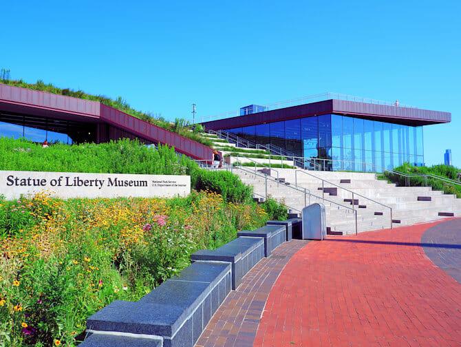 Estátua da Liberdade - Museu