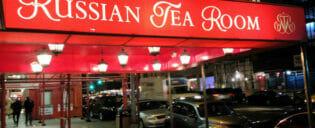 Russian Tea Room Nova York