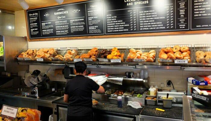 Os melhores cafés e bagels de Nova York - Pick A Bagel
