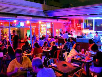 A melhor comida mexicana de Nova York - Cantina Rooftop Restaurant