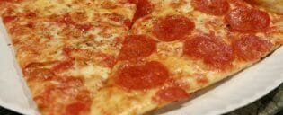 Melhor Pizza de Nova York