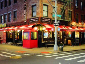 Melhor Pizza em Nova York - Lombardi's