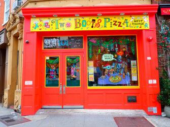 Melhor Pizza de Nova York - Two Boots
