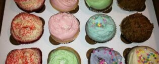 Melhor cupcake em Nova York
