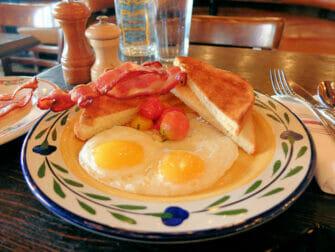 Café da manhã em Nova York - Café da manhã no Gemma