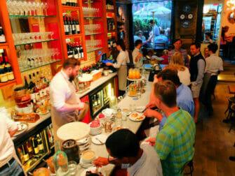 Café da Manhã em Nova York - Buvette