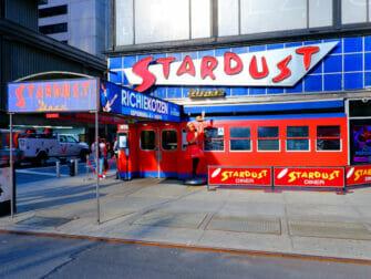 Café da manhã em Nova York - Ellen's Stardust