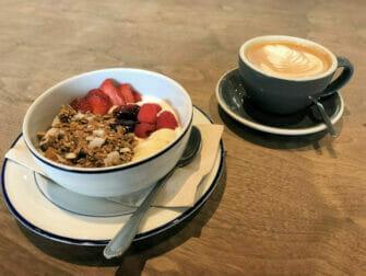 Café da Manhã saudável em Nova York
