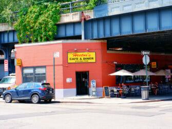 Café da manhã em Nova York - Hector's no Meatpacking