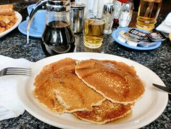 Panquecas de Café da Manhã em Nova York
