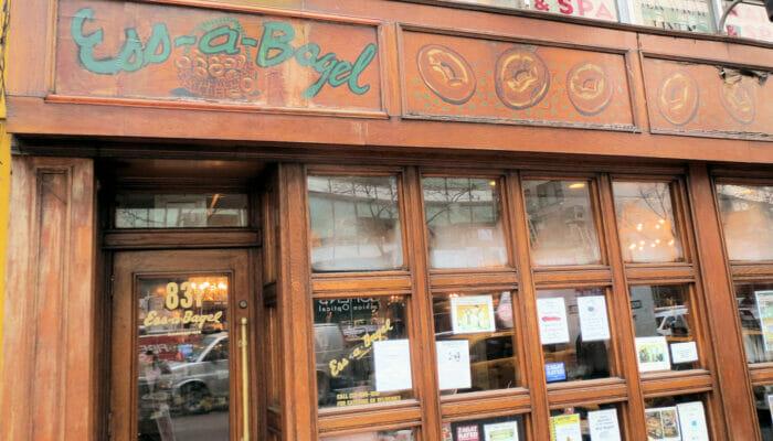 Os melhores cafés e bagel bars de Nova York - Ess-a-Bagel