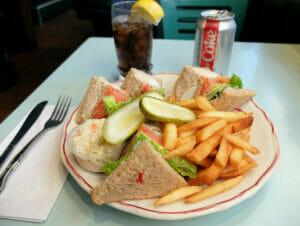 Almoço em Nova York