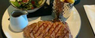 Carne em Nova York